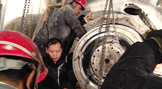 选择安徽捷越,因为专业---上峰水泥采购方工
