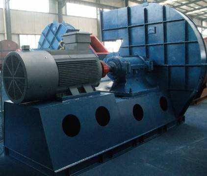 水泥厂立磨循环风机轴承为何损坏